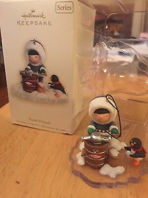 HALLMARK KEEPSAKE FROSTY FRIENDS 2007 28TH IN THE SERIES: Original Packaging