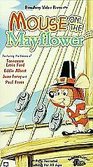 Mouse on the Mayflower (VHS, 1993)