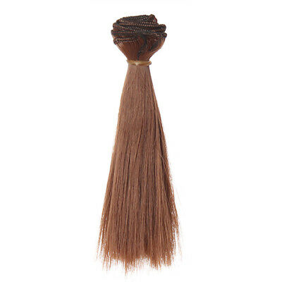 Synthetic hair for Doll Hairdressing 100x15cm