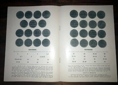 The Ships, Colonies & Commerce Tokens Breton No. 997 Revised List W A D Lees