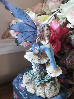 Amy Brown NICE Fairy Figurine Brand New In Box! Pacific Giftware