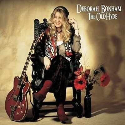 Deborah Bonham - The Old Hyde (+Bonus)   Cd New!