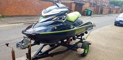 SEADOO RXP 215 Supercharged With Trailer Jet Ski Spares or Repair Engine  Problem