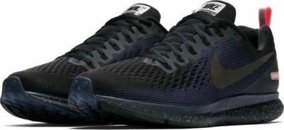 8671658f2eb68 Nike Air Zoom Pegasus 34 Shield 907327 001 running shoe react trainer mens  sizes