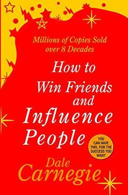 How To Win Friend And Influence People By Dale Carnegie (Paperback Book, 2018)