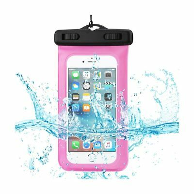 Waterproof Case For 4.7 Inches Devices With Floating Adjustable Wrist Strap In H