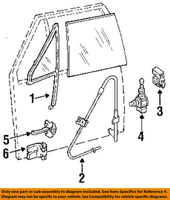 Jeep Liberty Door Frame Diagram