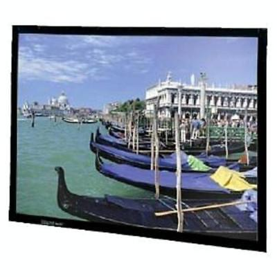 Da-Lite Perm-Wall Fixed Frame Projection Screen - 54 x 96 - Cinema Vision - 110