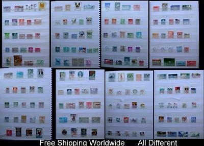 Worldwide Stamp Collection All Different Shipping Is Free Worldwide