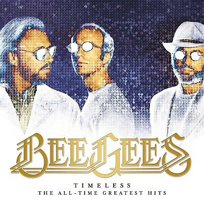 Bee Gees - Timeless: The All - Time Greatest Hits   Cd New!