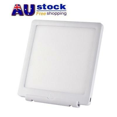 AU SAD Light Lamp Box Bionic Daylight Therapy Improve Mood Healing Wellness Lamp