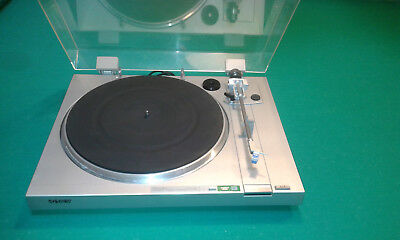 SONY - PS-LX4 Direct Drive Automatic Turntable