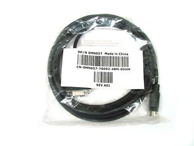 Dell Password Reset Service Cable MN657 MD1000 MD1200 MD1220 MD3000 MD3200 3200i