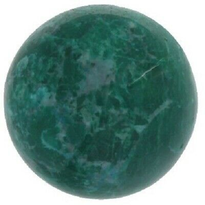 Highly Polished 45mm Crystal Spheres, Emits Natural Energy - Malachite Howlite