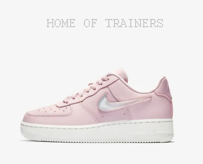 grand choix de f6ba1 5d0ee NIKE AIR FORCE 1 '07 SE Premium Plum Chalk White Pale Pink ...