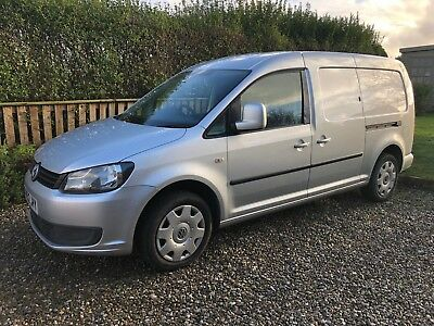 2012 Volkswagen Caddy Maxi 2.0 TDI 140 Match. Immaculate example