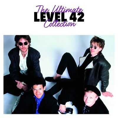 Level 42 - The Ultimate Collection  2 Cd New!