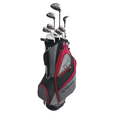 Wilson Mens Profile XD Golf Complete Set - Right Hand