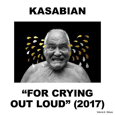 Kasabian - For Crying Out Loud (Deluxe)  2 Cd New!