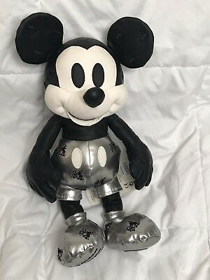 Disney Mickey Mouse Memories Plush With Tags -January Limited Edition Steamboat