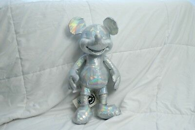 Disney Mickey Mouse Memories Plush With Tags -December Limited Edition