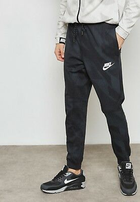 Details about BNWT TN JUST DO IT BLOCK RED TAPED POLY NIKE AIR MAX PANTS BOTTOMS JOGGERS MEN