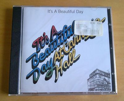 It's A Beautiful Day - 1972 - At Carnegie Hall - RARE Polish distribution