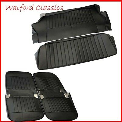 Classic Mini Seat Cover set Front and Rear