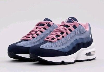 uk availability 50d2f 58b35 Nike Air Max 95 Le Girls Womens Trainers Shoes Sneakers Uk 4 Eur 36.5