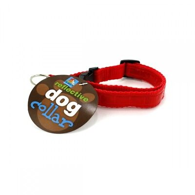 Reflective Dog Collar (assorted Colors) DI377