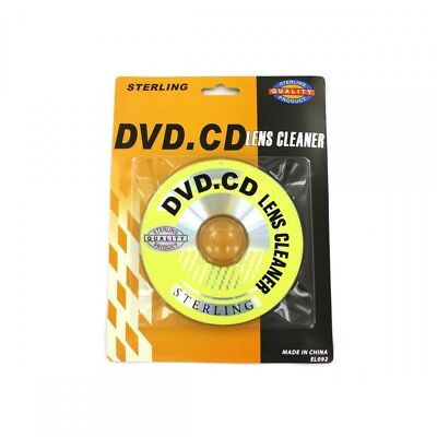 Cd And Dvd Lens Cleaner EL092