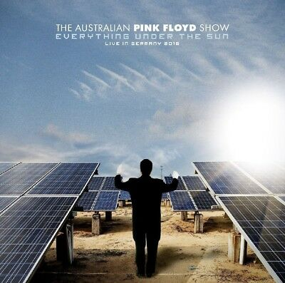 The Australian Pink Floyd Show-Everything Under The Sun-Live 2016 2 Cd New!