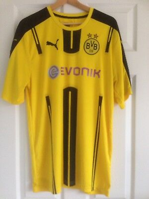 borussia dortmund 2016/2017 Home Shirt XL