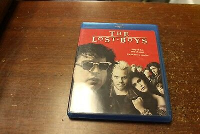 The Lost Boys (Blu-ray Disc, 2008, Special Edition) **PRE-OWNED**
