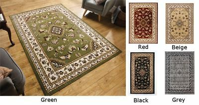 Traditional Rug Carpet Small Large Extra Large Runner Luxuary New Rectangular
