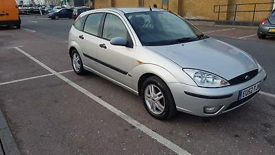 Ford Focus 1.6i 2003 ZETEC 16v SHOWROOM PERFECT CONDITION FULL SERVICE HISTORY