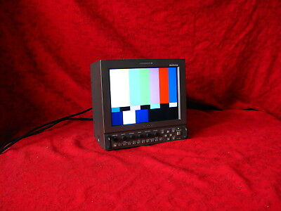 Sony Lmd-950 Color Lcd Monitor With Ac-Lmd9 Ac Adaptor