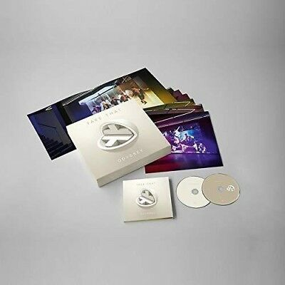Take That Odyssey Greatest Hits Signed Double Cd Box Set Sealed