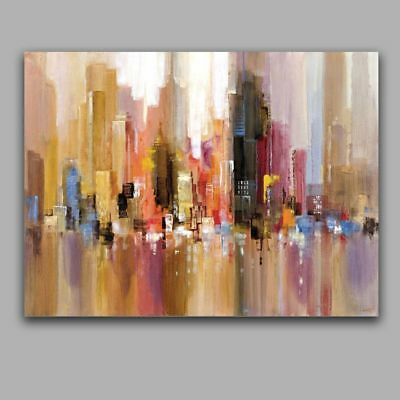 ZOPT180 high quality huge abstract 100% hand painted art OIL PAINTING ON CANVAS