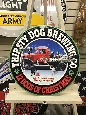 Thirsty Dog Brewing Christmas