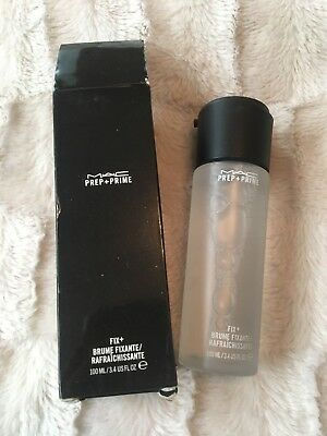 Mac Prep+ Prime New In Box 100ml