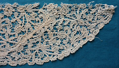 Fragment hand made Rosaline lace