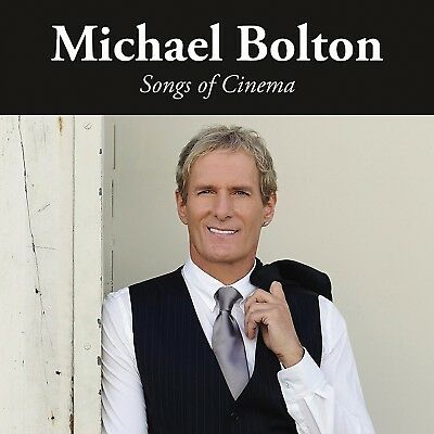 Michael Bolton - Songs Of Cinema   Cd New!
