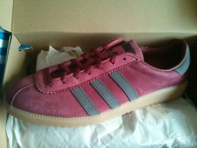 promo code 10f6a dc88b Adidas Originals Trainers BY 9653 Bermuda UK 10 BNIB