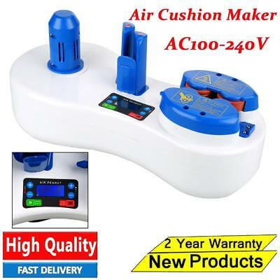 Portable Inflatable Air Cushion Maker Bubble Packaging Making Machine 100-240V
