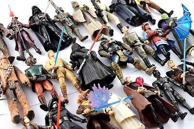 Star Wars Modern Figures Selection - Many To Choose From !!    (Mod 2)