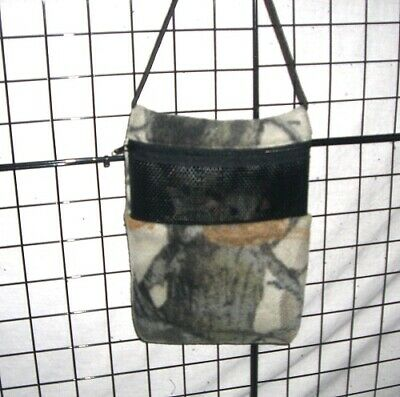 True timber breakout  * 7 x 9 bonding pouch with neck strap