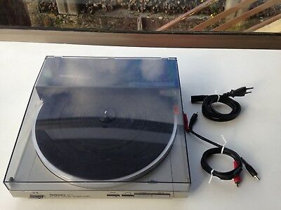 Technics Sl-3 - Bras Tangentiel - Linear Tracking Turntable -  Made In Japan