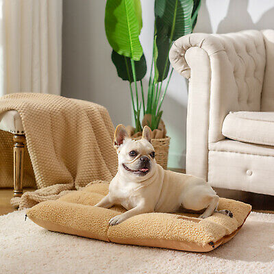 AcornPets B-101 Medium Dog Cat Bed Pet Pillow Fleece 70 x 50 CM Weight < 15 KG