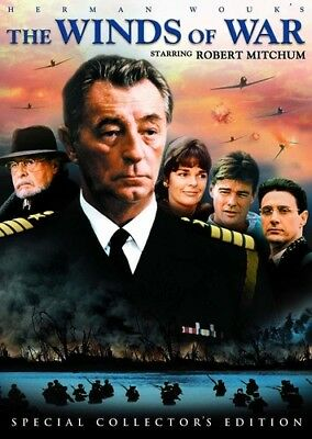 The Winds Of War [New DVD] Boxed Set, Collector's Ed, Special Ed, Amaray Case,